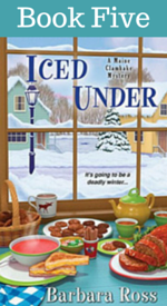 Book Five: Iced Under
