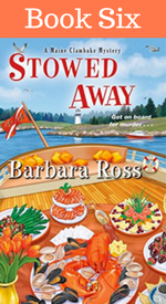 Book Six: Stowed Away
