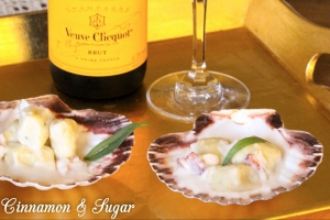 Tarragon Ricotta Gnocchi with Lobster-4