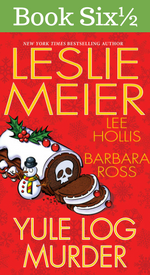 Book Six and a half: Yule Log Murder