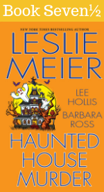 Book Seven and a half: Haunted House Murder