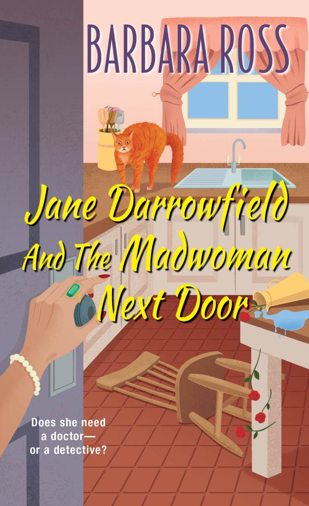 Madwoman Next Door Cover