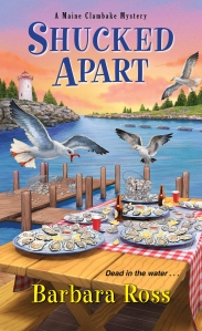 Shucked Apart Cover